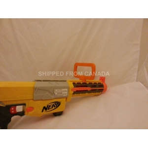 BLACK HANDLE NERF TACTICAL R..