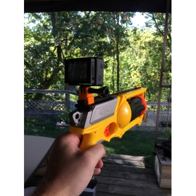 Nerf GoPro Mount ATTACHMENT
