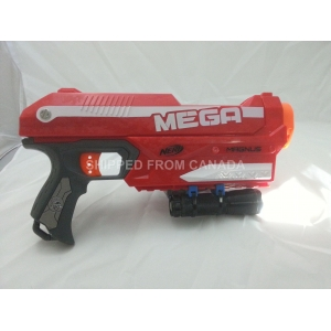 FLASHLIGHT holder for NERF T..