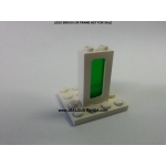 1 x 2 x 3 Lego Window Glass