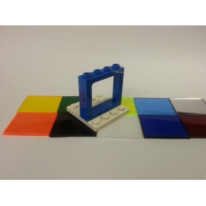 1 x 4 x 3 Lego Glass Old Sty..