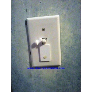Toggle Light Switch Lock Gua..