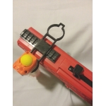 Nerf RIVAL DOUBLE SPARE MAGAZINE HOLDER TACTICAL RAIL custom ACCESSORY MOD