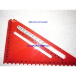 Custom Lego Brand compatible Designers Measuring Triangle Tool Ruler bb342