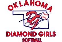 Oklahoma Diamond Girls logo 1 Child Sizes