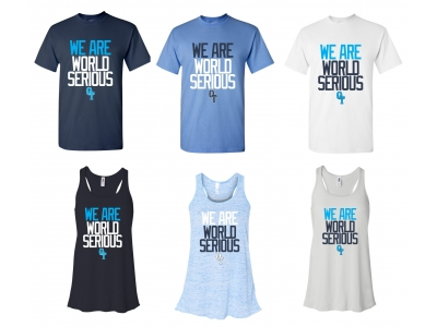 Titans World Series Shirts
