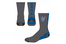 Sapulpa Chieftans Custom Socks