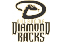 Diamondbacks logo 1 Black Snake Adult Options