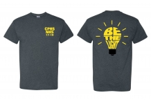 Sand Springs NHS Be the Light Shirts