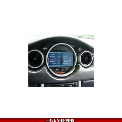 DVD GPS Mini 2018 High Road Europe Navigation Map Update