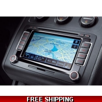 DVD VW RNS510-810 Skoda Map navig..