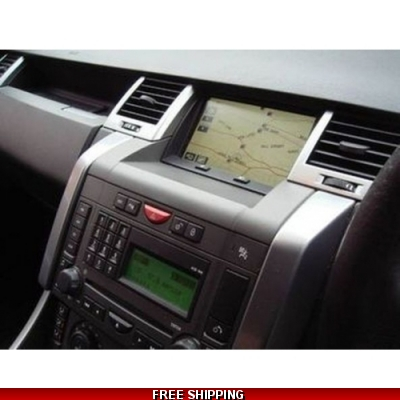 DVD denso navigation Europe Map Gps Land Rover Range Rover 2018