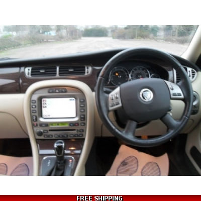 DVD Jaguar Denso west Europe Map navigation