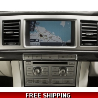 DVD Jaguar XF XK XK8 XKR GPS Map ..