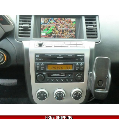 DVD Map navigation Nissan birdview xanavi x6.0 update