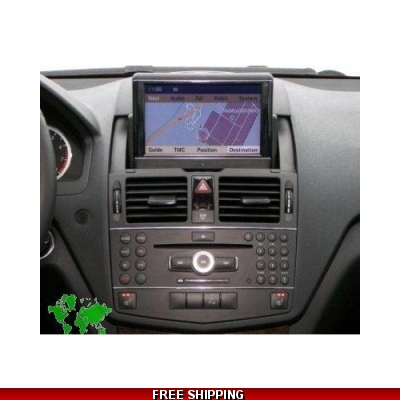 DVD Navigation Mercedes comand APS Europe NTG4 V12 A2048270965