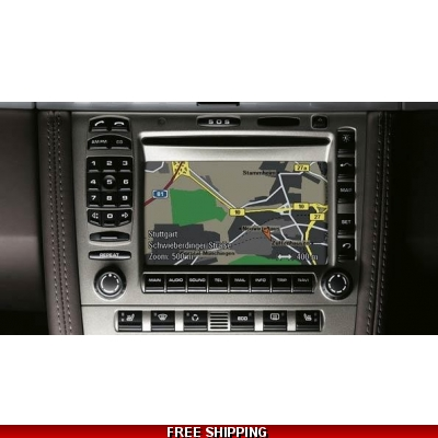 DVD Navigation PCM2.1 PORSCHE Map GPS Europe 2016