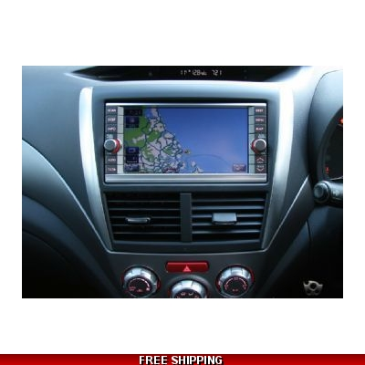 DVD Subaru CORE 2 Satnav disc Map 2017-2018 86283FG260 Europe