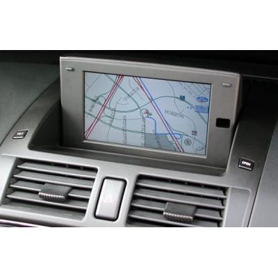 DVD MAZDA SDAL Navigation Map update Europe