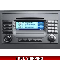 CD aps50 Mercedes NTG2 Navigation..
