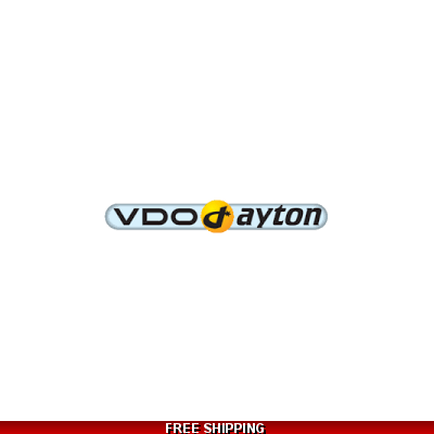CD VDO Dayton Europe GPS navigation last update