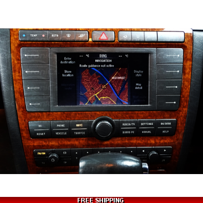 DVD Navigation Volkswagen Phaeton update map 2018