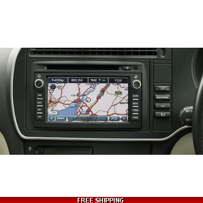 DVD SAAB 93 Delphi Grundig Navigation Maps 2018 Europe