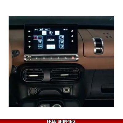 USB Navigation Maps Citroën SMEG+SMEG6 2018-2 Radar