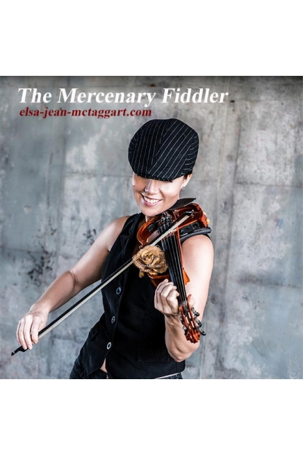 The Mercenary Fiddler 'Live CD'