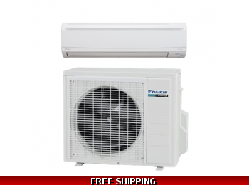 Daikin 9000 BTU 25 SEER Mini Split LV Series Heat Pump