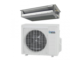 Daikin 12000 BTU 16 SEER Ducted Mini Split LV Series Heat Pump