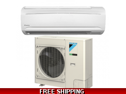 Daikin 18000 BTU 19 SEER Mini Split SkyAir Series Air Conditioner