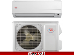 YMGI 24000 Btu 16 Seer 220v Mini Split Heat Pump AC