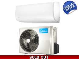 Midea 30000 BTU 20 SEER 220v Mission Mini Split ..