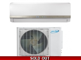 AirCon 18000 Btu 15 Seer Mini Split Heat Pump AC