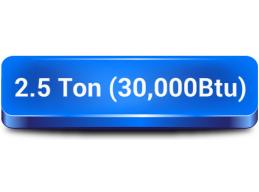 30000 Btu Mini Split Heat Pumps | Ductless Air Conditioner Units