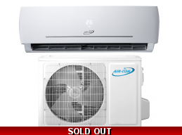 AirCon 18000 Btu 23 SEER 220V Mini Split Heat Pump Air Conditioner