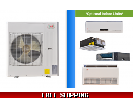 FREE SHIPPING multi zone ductless mini split air conditioners and heat pumps  at gsmportal.co