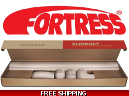Line Set Cover 4.5'' Fortress RectorSeal