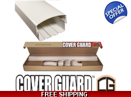 12' Line Cover Expandable & Heavy Duty by CoverGuard
