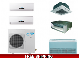 AirCon 2 Zone 22 SEER D..