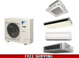Daikin 18000 Btu SkyAir Series Mini Split Air Conditioner Cool Only