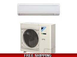 36000 Btu Mini Split Heat Pumps | Ductless Air Conditioner Units