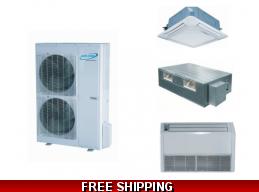 48000 Btu Mini Split Heat Pumps | Ductless Air Conditioner Units
