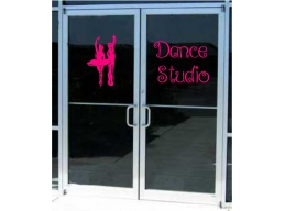 Dance Ballet Studio Bus..