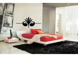 Header Wall Sticker Pat..
