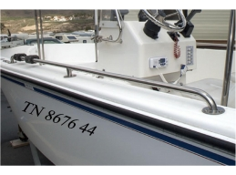 Custom Boat Number Stic..