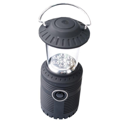 Powerplus Owl LED Windup Camping Lantern title=