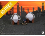 Industrial LPG Tanks 10-Pack