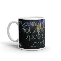 Quasars Shift Red 11oz Ceramic Mug